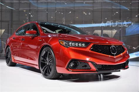 2020 Acura Tlx Pmc Edition by 2020 Acura Tlx Pmc Edition Debuts Ahead Of 2020 New York