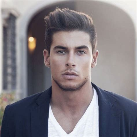 hairstyles for oblong face male what haircut should i get