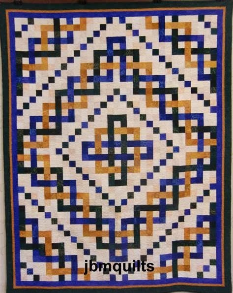 Knot Quilt Pattern Free by 17 Best Ideas About Celtic Quilt On Knot