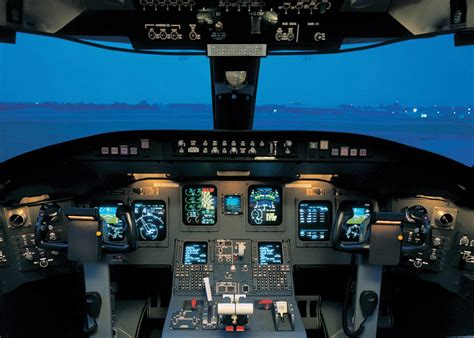 bombardier crj700 the flight simulation tech of choice for the coming years