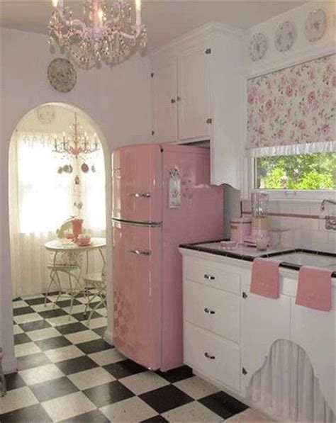 pink kitchens 17 best ideas about pink kitchens on pinterest pink