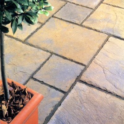 stonecraft rutland paving autumn gold  pack