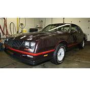 1987 Monte Carlo SS Aerocoupe With Only 812 Miles