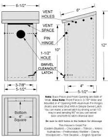 Bluebird House Plans Pdf Diy Simple Bluebird House Plans Simple Wood Carving Patterns Woodideas