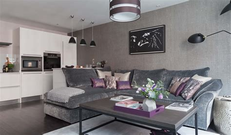Color Schemes For Dining Rooms Luxury West End Apartment