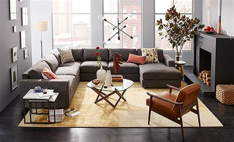 Home Inspiration 5460 by I The West Elm Cozy Loft Living Room On Westelm