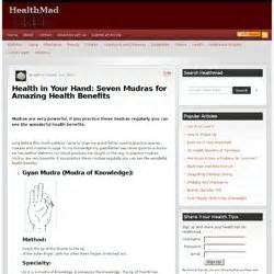 Health In Your Hand Seven Mudras For Amazing Health | individus networking pearltrees