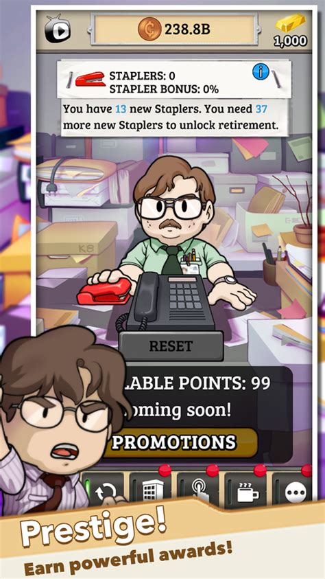 Office Space App Secrets Office Space Idle Profits Cheats Hack Tips Free Flair