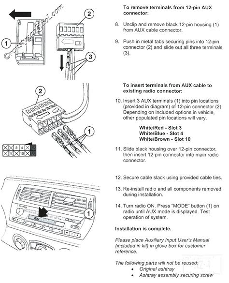 bmw e46 aux input further z4 fuse box wiring diagram odicis