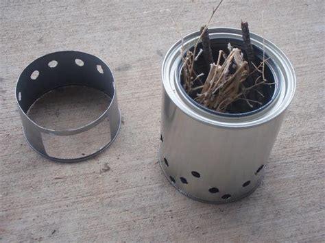Wood Gasifier Diy