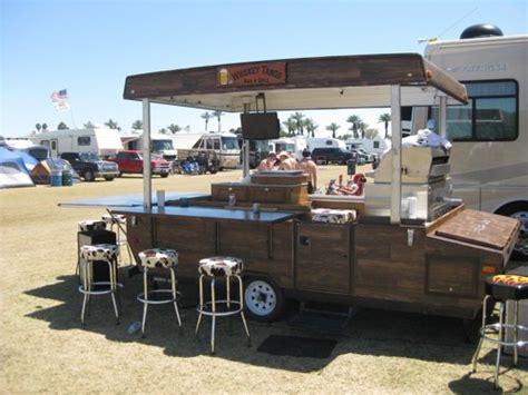whiskey kitchen trailer pop up rv kitchen