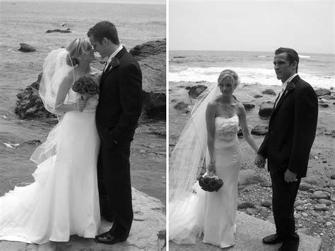 simple wedding southern california simple elegance blue southern california wedding