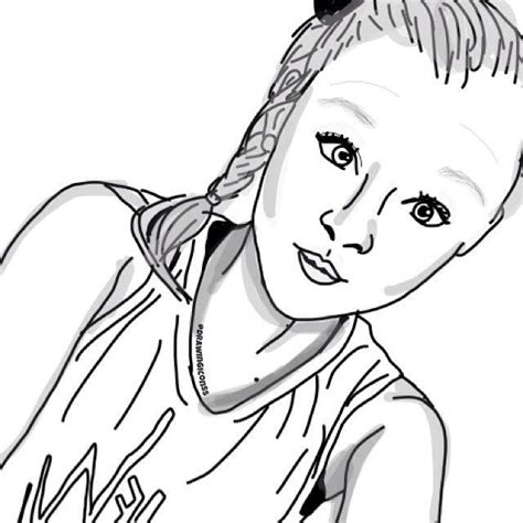 coloring pages jojo siwa 28 best images about maddie zigler on pinterest dance