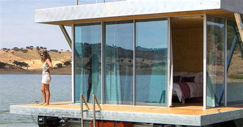 solar powered floatwing home in portugal generates a year floatwing by friday 171 inhabitat green design innovation