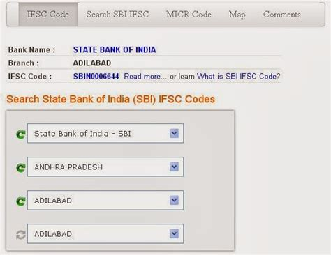 Search Bank Address By Ifsc Code Bank Code List Keywordsfind