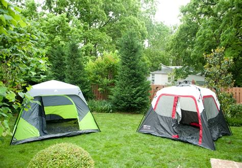Tent For Backyard by Backyard Cing Cfire S Mores Hoosier