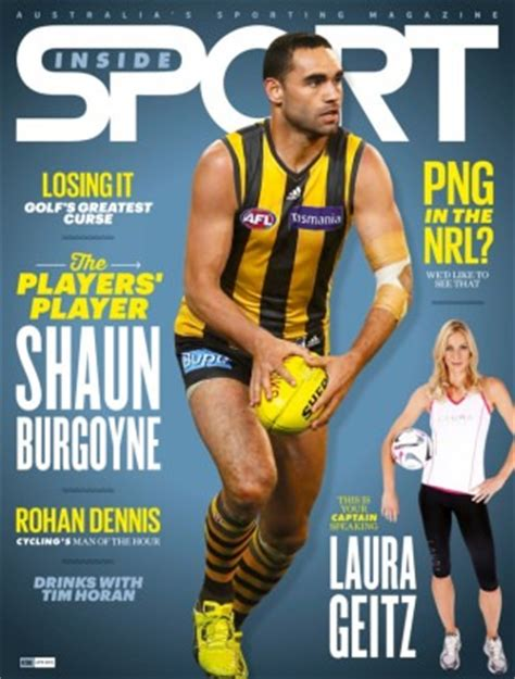 7 Best Sports Magazines by Inside Sport Magazine April 2015 Issue Get Your Digital Copy