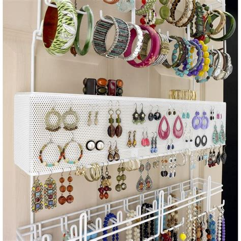 Diy The Door Jewelry Organizer by The Door Jewelry Organizer
