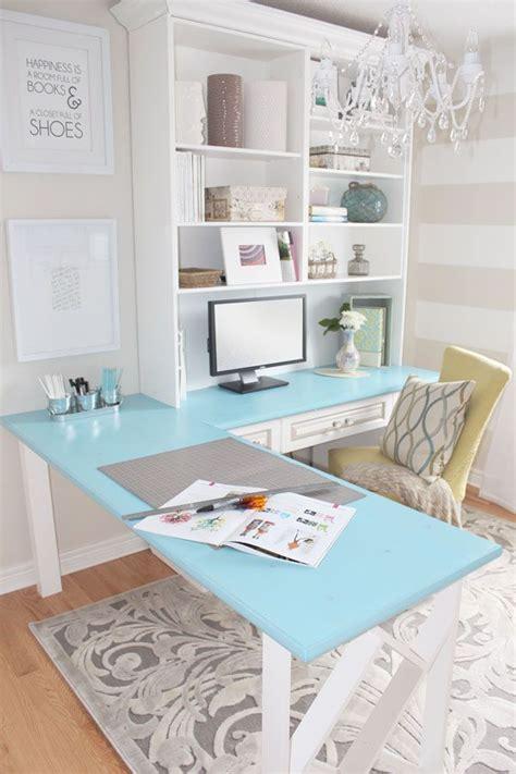 office space at home werkkamer inrichten inspiratie werkplek idee 235 n