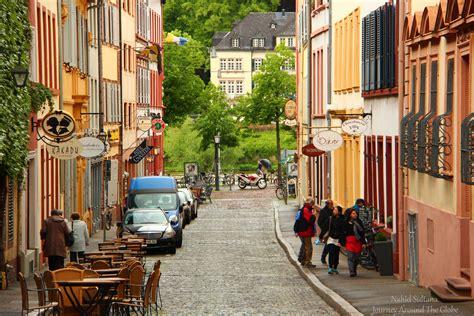 of town heidelberg journey around the globe