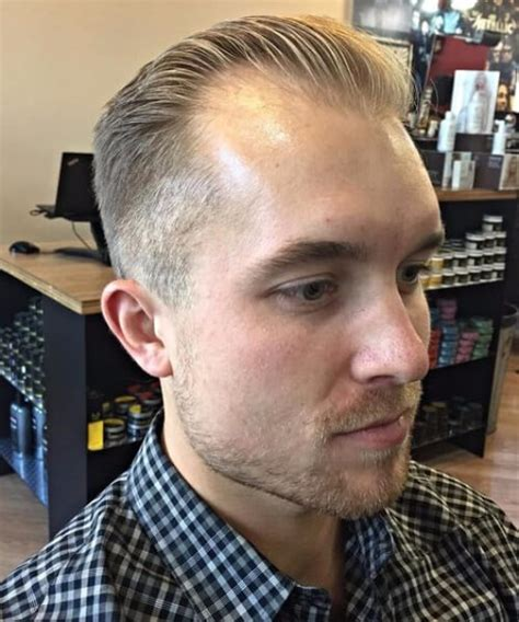 Mens Hairstyles For Receding Hairlines by 45 Hairstyles For With Receding Hairlines