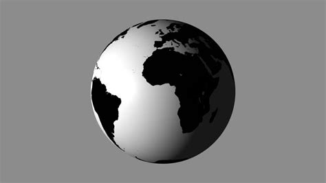 grey earth wallpaper earth black and white land stock footage video 3217207