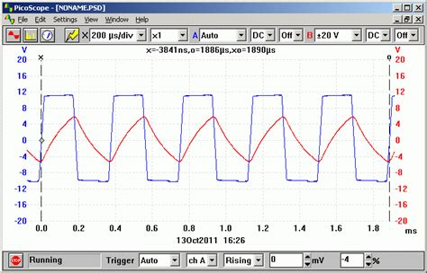 inductor relaxation oscillator op oscillator