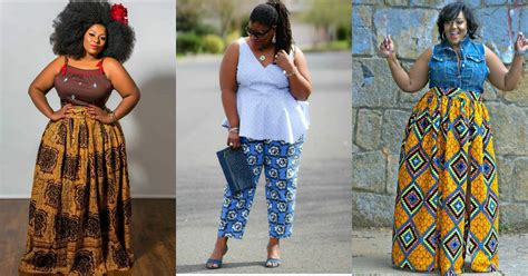 plus size hairstyles to look fab plus size living fabulous ankara styles to make the plus size beauties look
