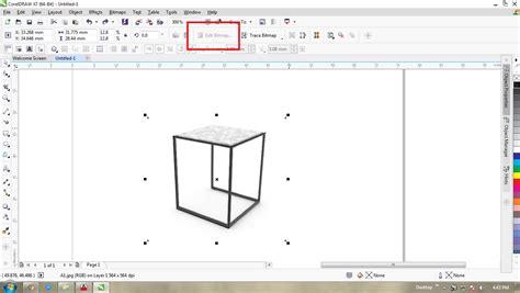 corel draw x6 edit bitmap edit bitmap unable coreldraw x7 coreldraw graphics