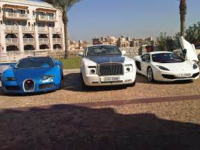 Car In Dubai Spotted Three Of The Rarest Cars In The World Are Just