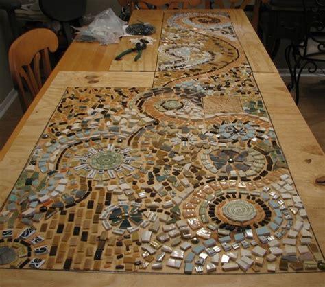 s major mosaic kitchen makeover 187 curbly diy