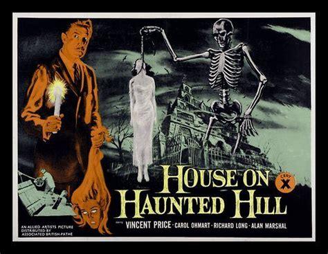 house on haunted hill 1959 house on haunted hill 1959 cinema pinterest