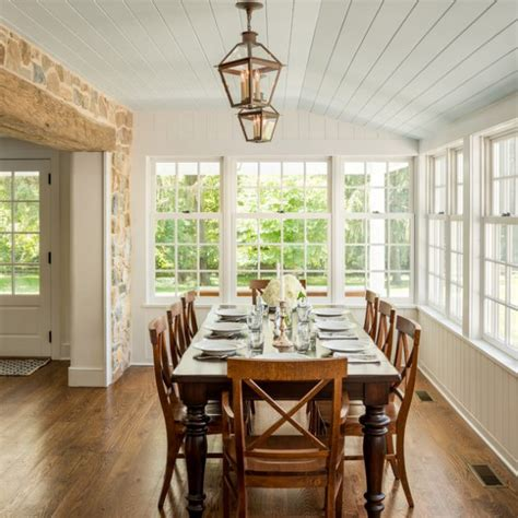 Sunroom Dining Room Ideas 17 Astonishing Dining Sunroom Designs That Everyone Should See