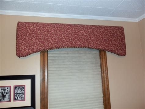 Upholstered Cornice Board Pin By On Crafts