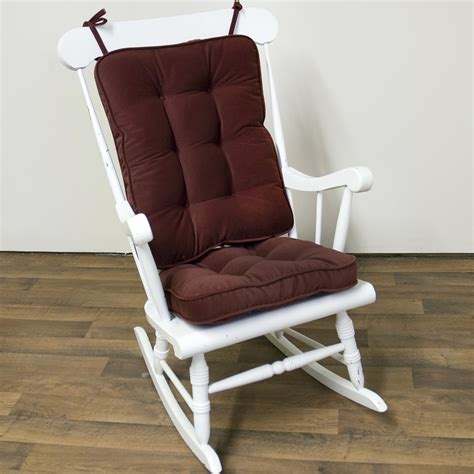 Glider Chair Cushions Replacement by Glider Rocker Replacement Cushions Ebay Home Design Ideas
