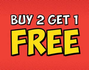 buy 2 home furnishing items and get 1 free select products