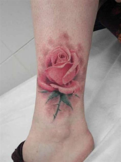 tattoo 3d rose tattoos tattoostime