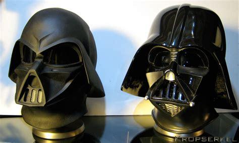 design darth vader helmet kropserkel darth vader mcquarrie conceptual helmet
