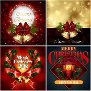 Free vector art christmas elegant christmas cards vector