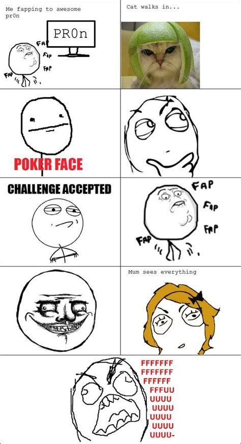 Challange Accepted Meme - funny challenge accepted comics image quotesbae