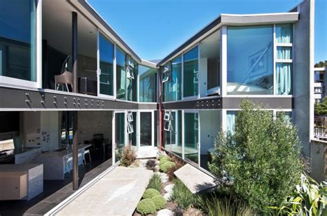 house design ideas new zealand concrete house designs challenging new zealand architecture