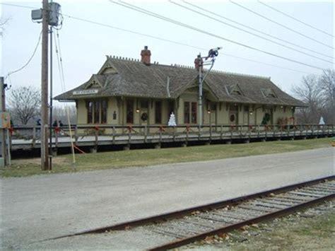 missouri kansas railway depot st charles