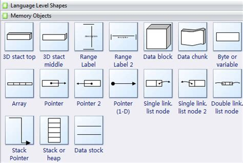 software structure diagram program structure diagrams edraw is ideal software to