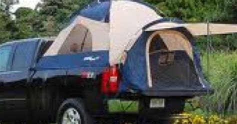 truck bed tent cer my new cer a truck bed tent outdoors scenic