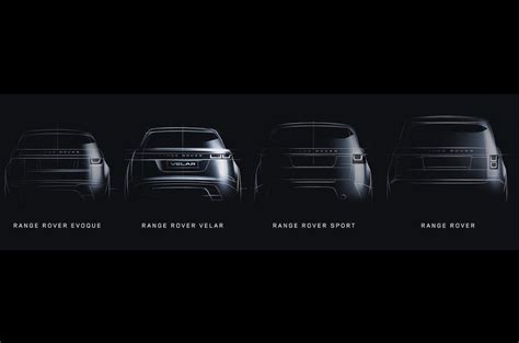 range rover line why the range rover line up needs the velar autocar