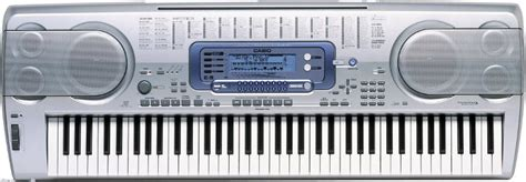 Keyboard Casio Wk 3000 sonic triangle gcat s world of stuff
