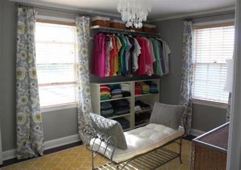 creating a closet in a room without one inside readers homes
