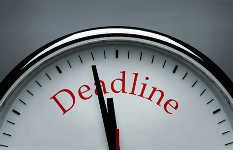Of Pennsylvania Mba Deadline by 2017 2018 Mba Application Deadlines