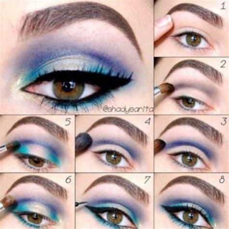 simple eyeshadow ideas step by step easy step by step eye makeup makeup pinterest eyes