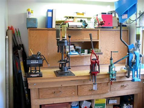 how to make a reloading bench girlshopes